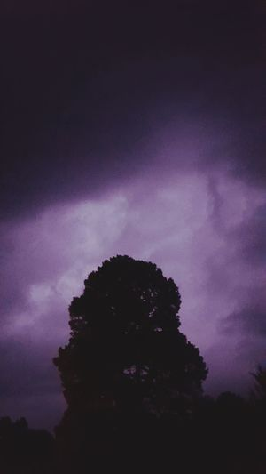 Tree No People Nature Sky Outdoors Night Beauty In Nature Pixelated Astronomy Clouds & Sky Cloud_collection  Dramatic Sky EyeEm Nature Lover Stormyweather Stormy Nights Stormysky Lightening Lightning Storm Lighteningstorm Lightening Cloud