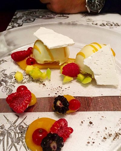 Dessert & Amour 🍰 Mango et Chocolat Blanc