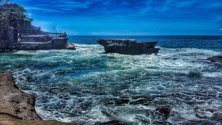 Tanah Lot Temple Bali Bali, Indonesia Baliphotography Sea Landscape Landscape_lovers Landscape_Collection Landscape_photography Landscapes Landscapelovers Showcase: January
