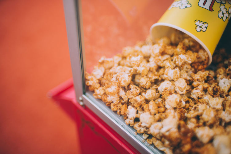 can you smell? Dessert Popcorn Popcorns Close-up Food Food And Drink Freshness MOVIE No People Snack Sweet Food