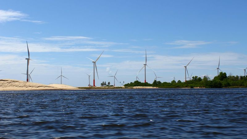Sommergefühle Maranhão, Brazil Clean Energy The Future Is In The Air Climatechangeisreal