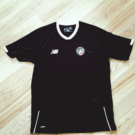 Kickin' it 🇵🇱. NewBalance Alwaysinbeta Footballkit Footballjersey Poland Soccer Football