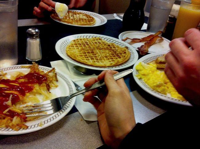 Waffle House LastNight