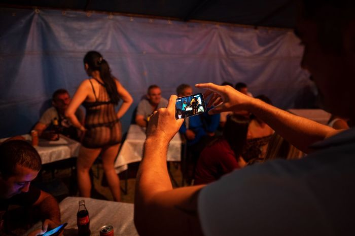 Šabac Fair 2018 Group Of People Technology Photographing Photography Themes Women Real People Adult