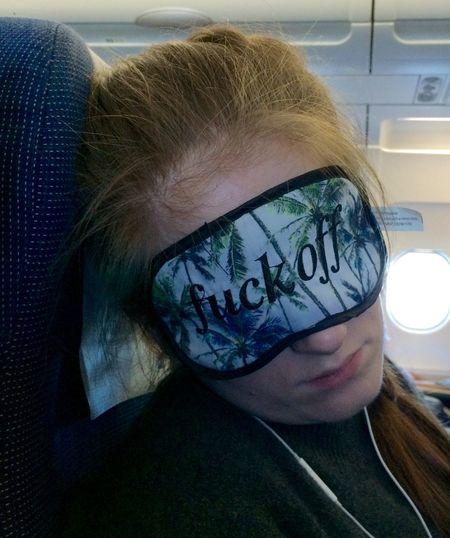 Danish Girl Message FuckYou Fuckoff Danish Danish Girl Rude Offensive Funny Hilarious Sleeping Sleeping Girl