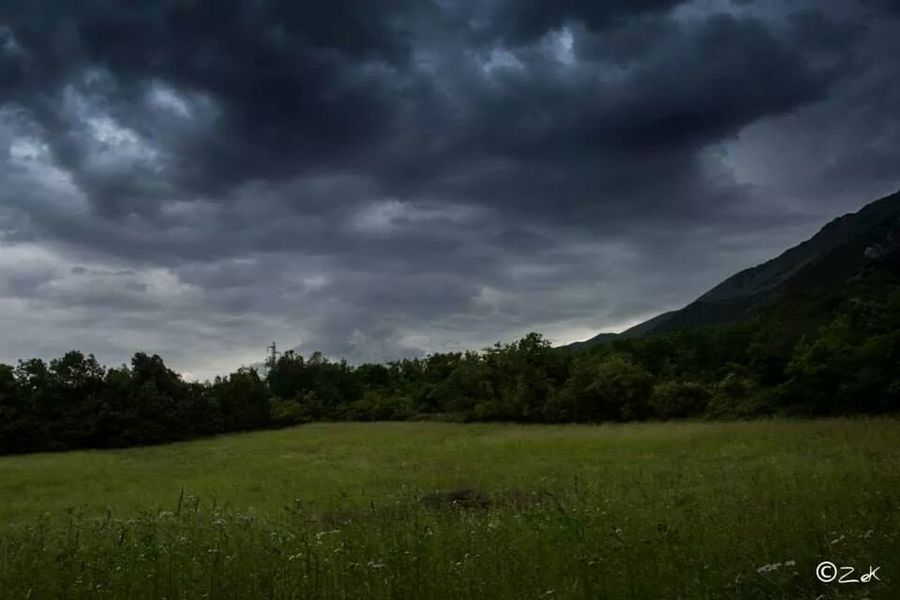 HDR Cloud And Sky Nature Mountains #friuli