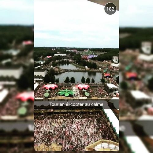 Tomorrowland is finally HERE 3 2 1 Tomorrowland somuchadventure hugecrowds peoplefromtheworld peopleoftomorrowland 20millionviews livetodaylovetomorrowuniteforever livetomorrowland snapchat insta