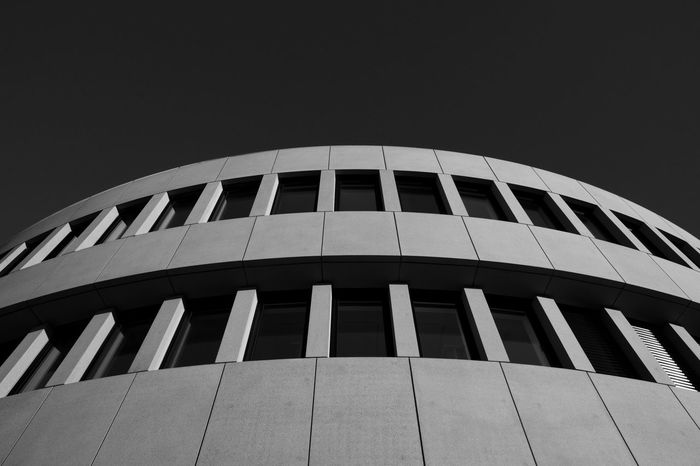 Leica Headquarters 3 Architecture Building Exterior Built Structure Day Leitzpark Low Angle View No People Outdoors Sky
