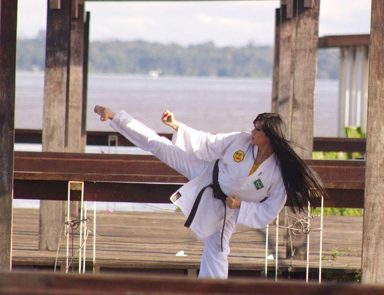 Karategirl Danitanaka Belem-Pa-Brazil