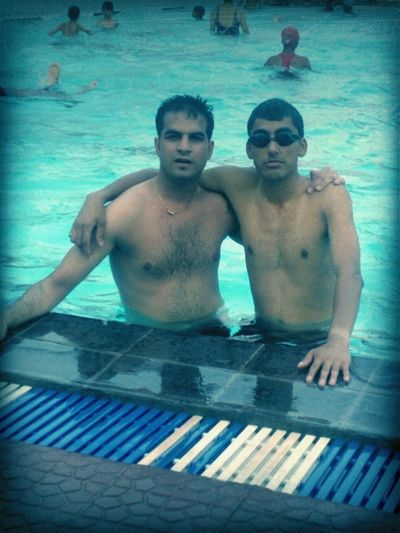 A Day At The Swimming Pool