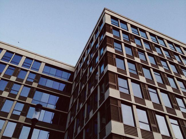 Lookingup Urban Geometry Architecture Geometric Shapes