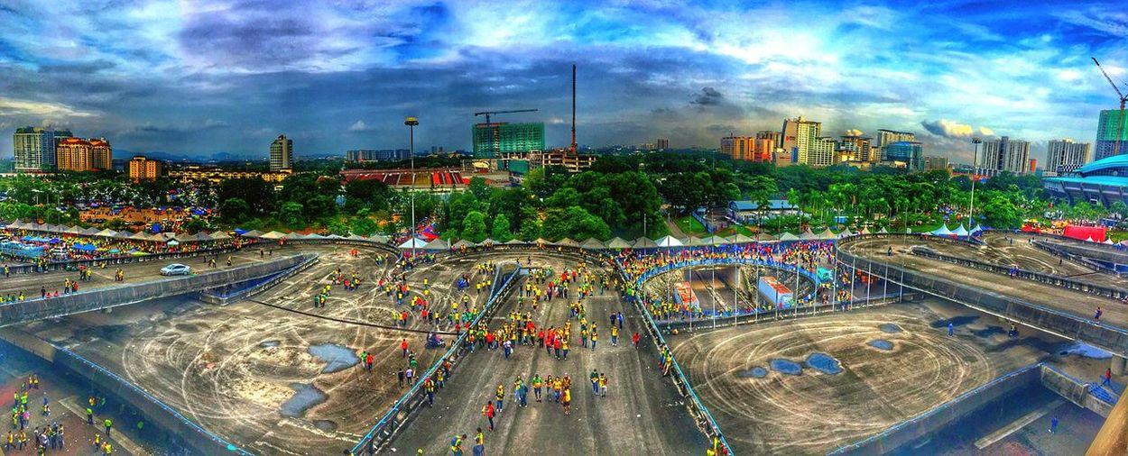 Stadium Shah