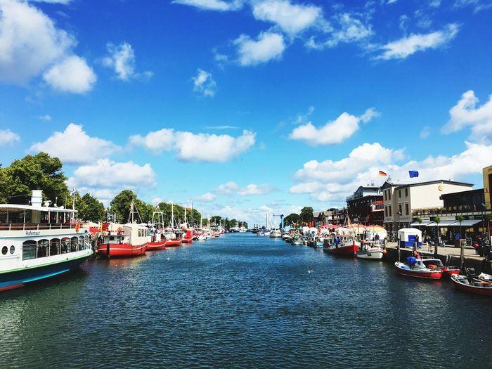 Lübeck Cloud -