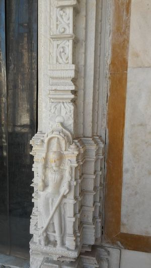 Architecture Built Structure Day No People History Outdoors Close-up Place Of Worship Pattern Pillar White Marble Pillar Ancient History Small Beautiful Design Marble Art Marble Design White Marble Architecture Model Ancient Lady Carving
