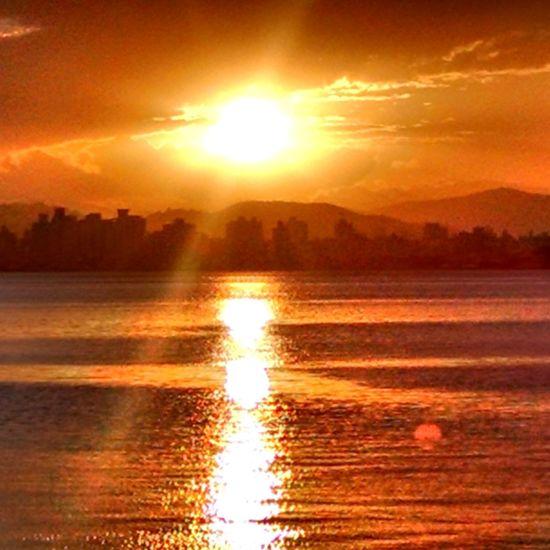 Sunset Fim De Tarde GOD Day :)