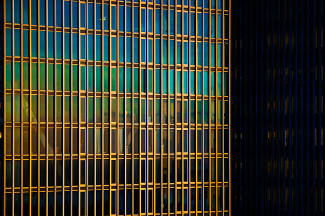 DeRotterdam shining in morning light Architecture Rotterdam Building Day Derotterdam Metal Pattern Sun Light Sunrise Windows The Architect - 2018 EyeEm Awards