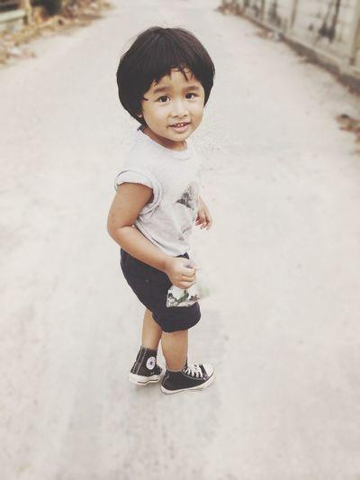 Sukoi's Minburi Taking Photos My Boy