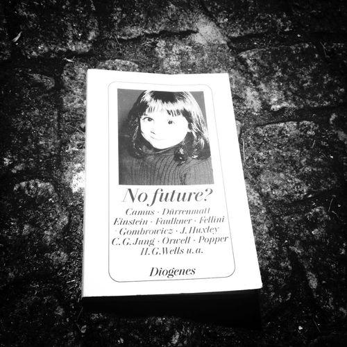 No future? Books Philosophy Flea Markets