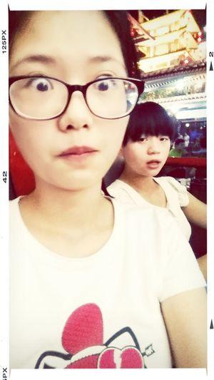 Chengdu with my best friend^