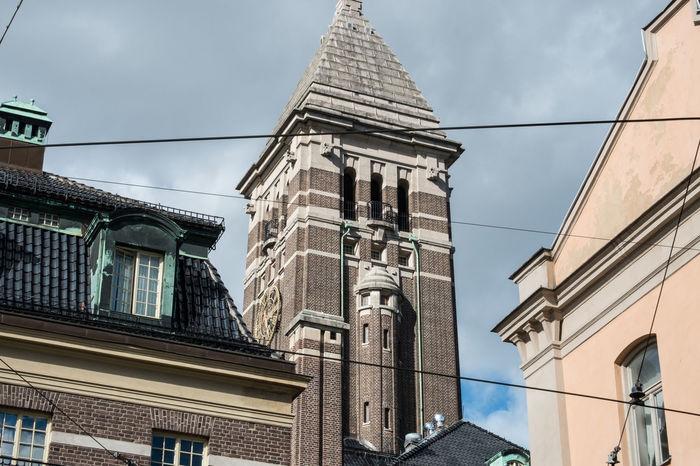 Stockholm, 2016, Nils Nowacki Church Church Tower