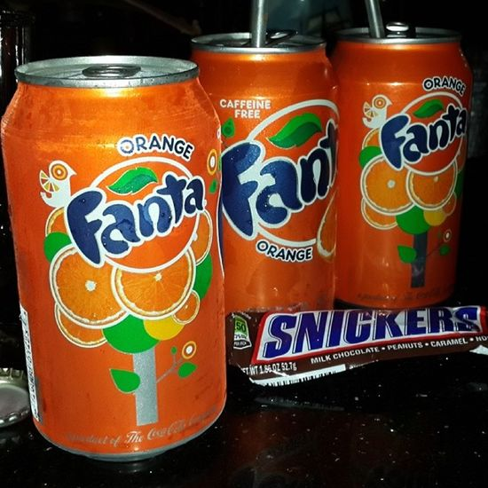 SugarRush Nonalcoholic Powerbar Nutrition