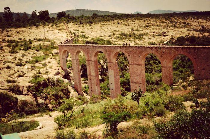Acueductos Oldmexico Bridge