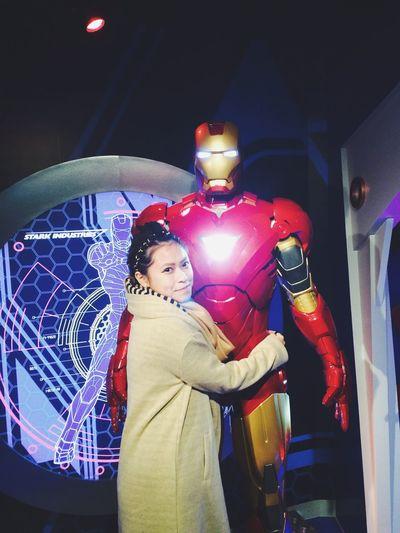 My Dream Man Ironman Girl Dailyphoto Snapchat Snapshot