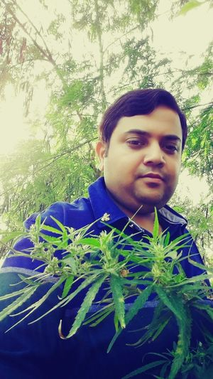 Paradise Growth Portrait One Man Only Scenics Tranquility Ganja Love Ganja Himachal Boom Shaka Laka One Person Tree One Young Man Only Only Men Adults Only Nature Outdoors Young Adult People Day Adult
