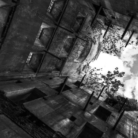 Darkart The Black Lens Darkness And Light HDR Dark Photography Black And White