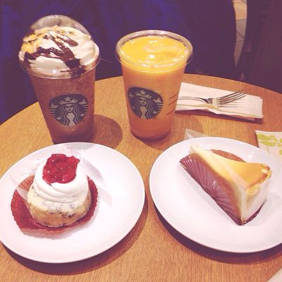 Starbucks Cafe Cake Limited