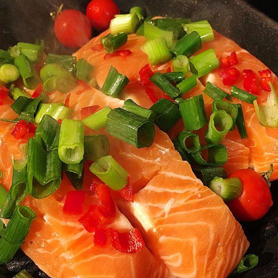 Fresh Salmon