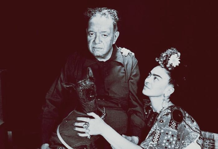 Lovers This Love Artists Mexican Culture Culture And Tradition Frida Kahlo Fridakahlo Diego Rivera Cultura Mexicana Friends ❤