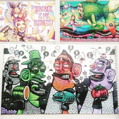 🔸🔹 ~ Colors Graffiti Murales Art Colori Artisti Like Love Picture Pic Photo Photoofthedat TagForLikes Italy Abruzzo Pescara Igerspescara Follow FollowmeDanielePH