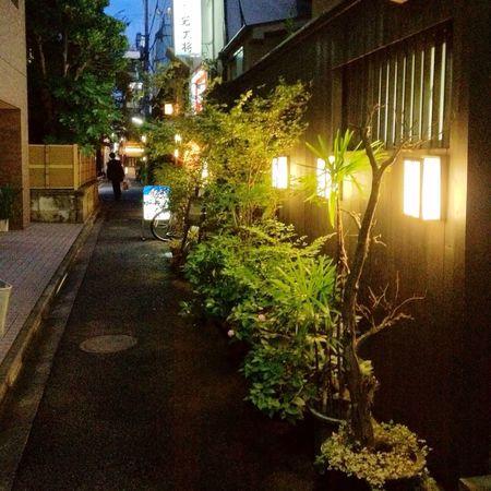 Ningyocho Roji Tokyo 人形町