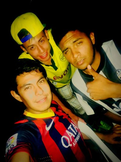Mis hermanos!! Cheese!