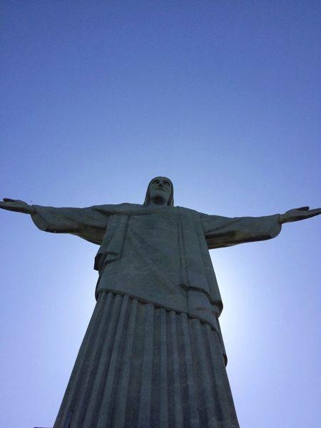 Jesus Christ Cristo Redentor Rio De Janeiro, Brazil
