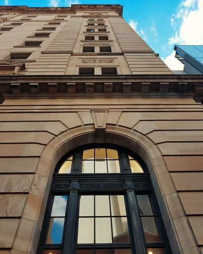 Window Architecture Built Structure Day Building Exterior Low Angle View Outdoors No People Sky VSCO Vscocam Vscogood Looking Up