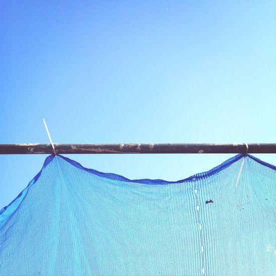 Jeden Tag die gleiche Hoffnung beim Nachhause kommen. Dass das Gerüst vorm Balkon endlich weg ist.