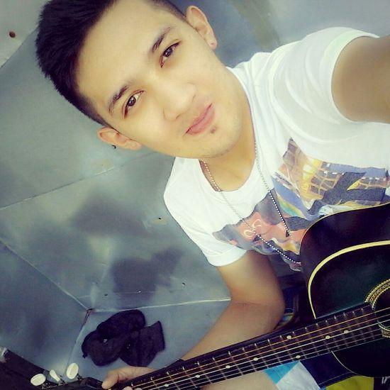 GoodMorning ^_^ PlayingGuitar Music Atm