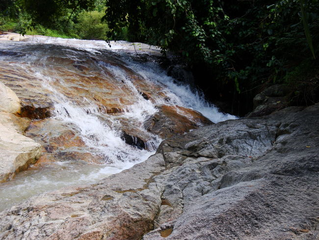 Creek Flowing Water Thailand Photos Travel Photography Beauty In Nature Forest Landsape Motion Nature No People Outdoors River Rocky Creek Scenics Splashing Waves Tranquil Scene Tranquility Water Waterfall
