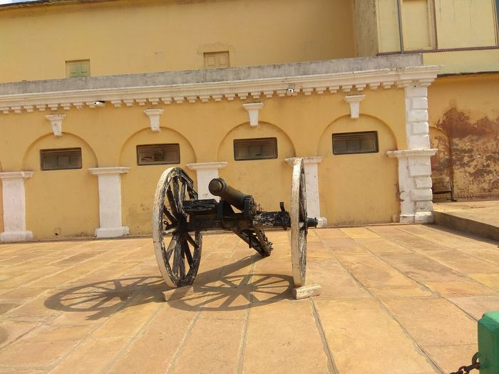 City Horse Cart