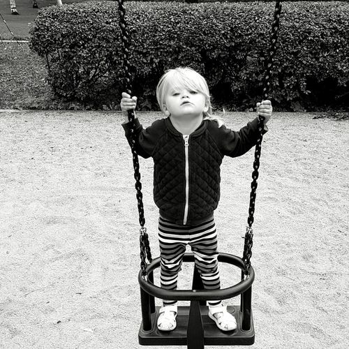 Childhood Portrait Elementary Age Looking At Camera Cute Front View Casual Clothing Leisure Activity Black And White Streetphotography Streetphoto_bw Park - Man Made Space City Life Urban Landscape Street Photography Playground Park Playing Landscape Europe Monochrome Photography Enjoy The New NormalBlackandwhite Family People And Places The City Light Welcome To Black Long Goodbye The Street Photographer - 2017 EyeEm Awards The Portraitist - 2017 EyeEm Awards BYOPaper! Place Of Heart Fashion Stories This Is Family #FREIHEITBERLIN The Portraitist - 2018 EyeEm Awards
