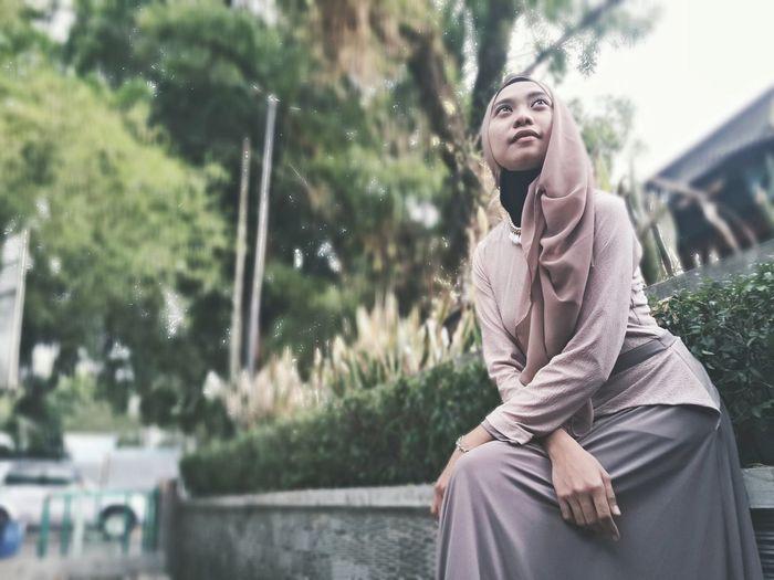 Captured with my smartphone camera, Portrait Of Eima The Fashionist - 2015 EyeEm Awards The Portraitist - 2015 EyeEm Awards EyeEm Indonesia Model Mobile Photography