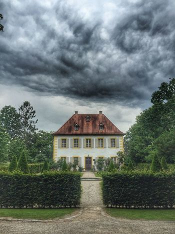 Eremitage at Bayreuth. Bayreuth Bayreuth Und Umgebung Castle Clouds And Sky House Nature Baroque Baroque Architecture Fichtelgebirge