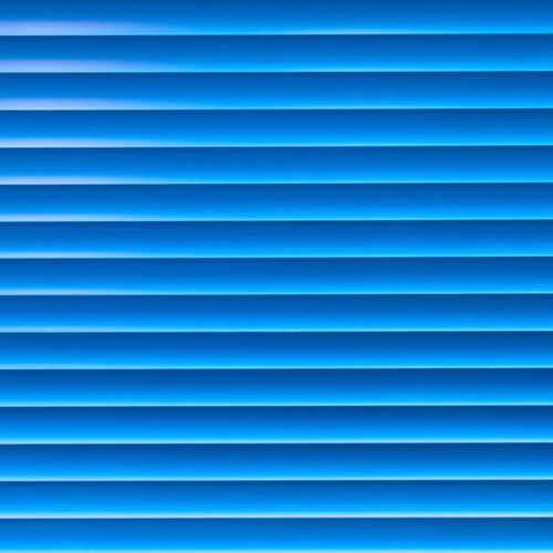 Blue horizontal Venetian blinds. Background Texture. Abstract Backgrounds Blinds Blue Close Closed Closeup Cover Curtain Decor Decoration Horizontal House Image Indoors  Inside Light Lines Pattern Room Shade Shutter Texture Venetian Window
