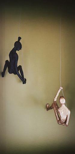 Scrupture Decoration ArtWork Climbing Immitating Wall Art Hanging Close-up Hook
