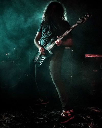 Music Performance Bass Guitar Rocknroll Desertrock Fatsojetson Concertphotography Concert Arts Culture And Entertainment Rock Music