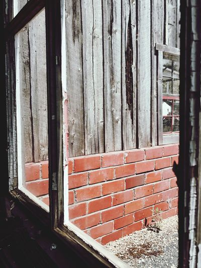 Day Door Brick Wall No People Wood - Material Window Outdoors Architecture Built Structure Building Exterior Close-up Minnesotaphotographer