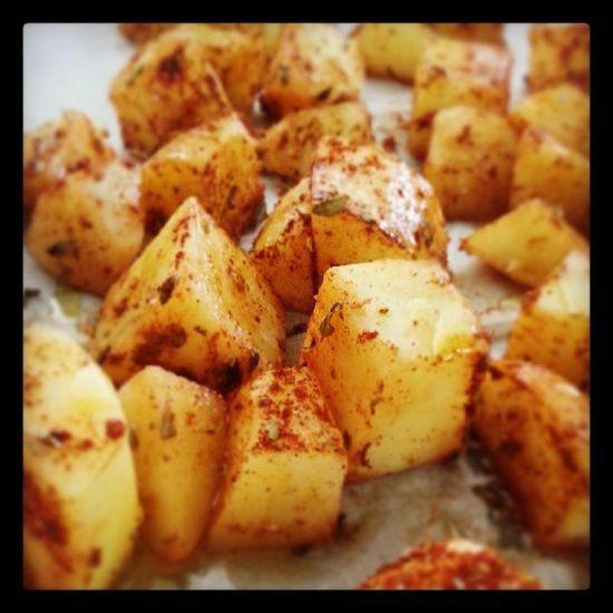 Bizde biraz güneşlenip gelicez... Patates Baharat  Instalike Instafood instagood yemekfotografciligi