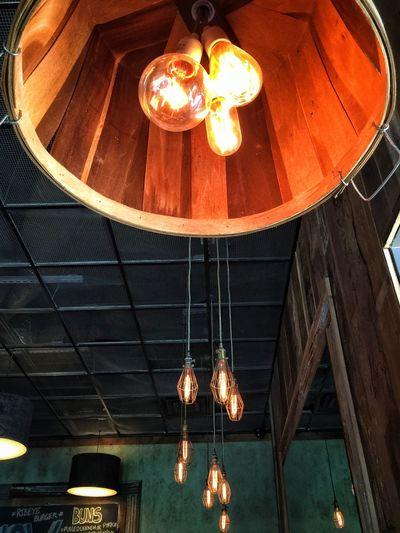 Light Shade Lightshade Inside Indoors